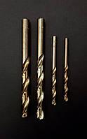 Сверло по металлу кобальтовое HSS Co d 1 мм