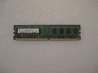 Модуль памяти DDR2 1Gb 6400 Samsung, нерабочий