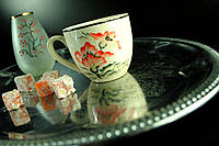 Чашка с маками