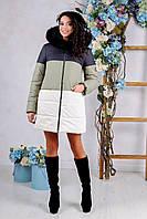 Куртка женская зимняя 44-54рр