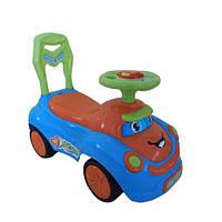 Каталка-толокар BAMBI Автомобиль (Q 06-2-4) с музыкой