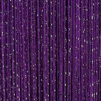 Кисея Дождик № 205 фиолетовый