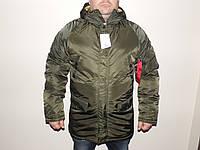 Куртка мужская, парка.