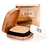 Пудра для лица Dior Matte and Luminous Translucent (Диор Матте энд Люминоус Транслусент)