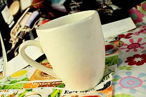 "Чашка ""Европа"" белая"