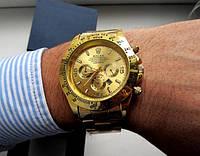 Оригинальные кварцевые мужские часы Rolex Daytona как у Физрука. Отличное качество. Доступно. Код: КГ2347