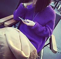 Женский шикарный объемный свитер (3 цвета)