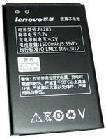 Акумулятор Lenovo BL-203/214 (A369, A396, A318)