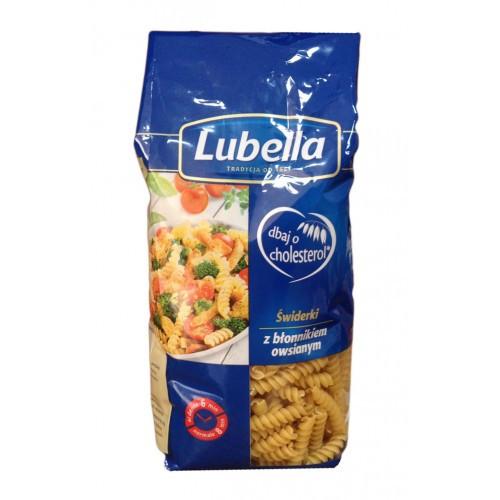 Макаронные изделия   Lubella Fusilli 400g