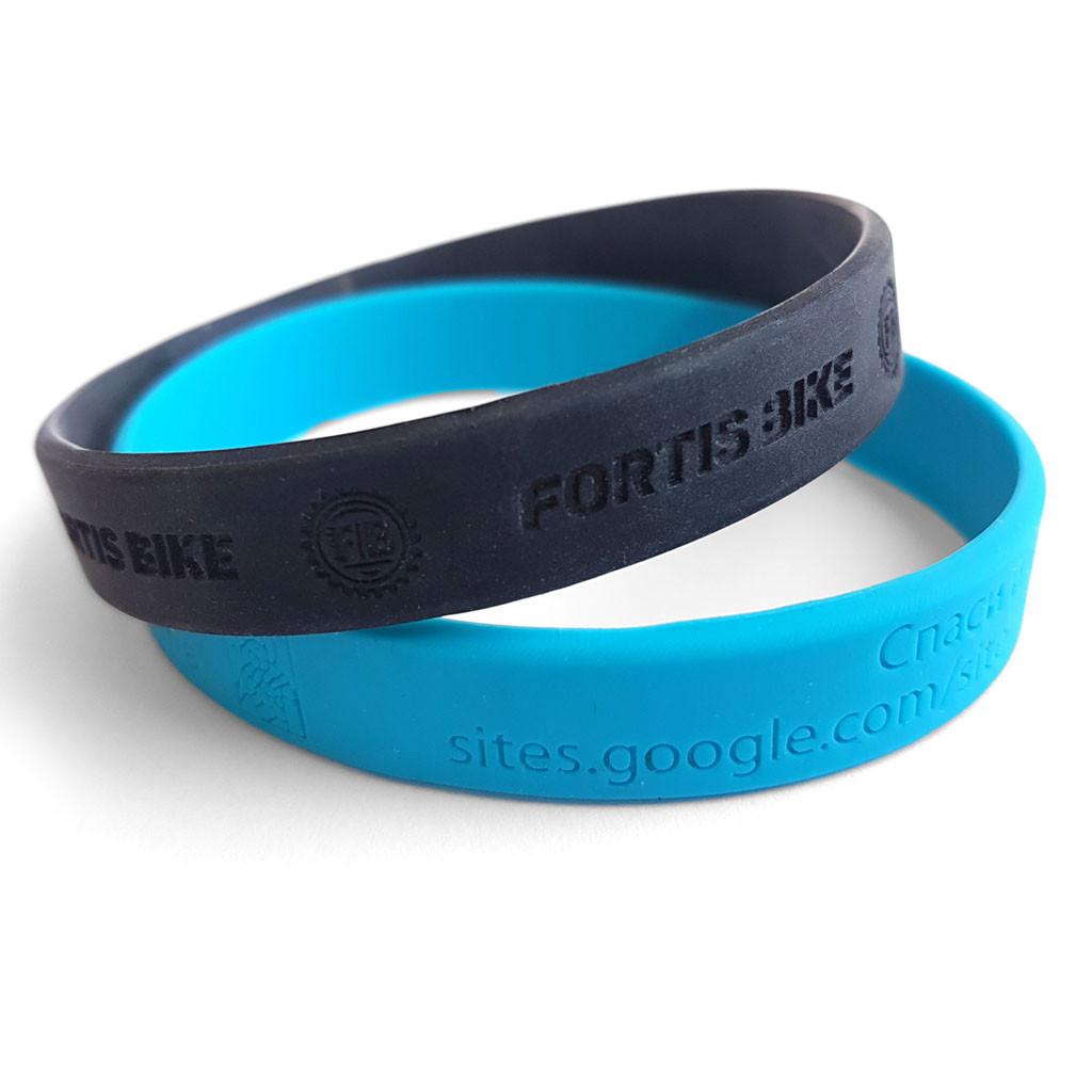 ebed8b99 Силиконовые браслеты с тиснением/выдавливанием от 500 шт от интернет ...