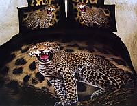 Комплект постельного белья La Scala сатин АВ-409 (Семейный)