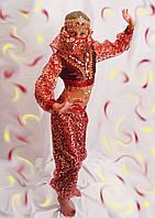 Интернет магазин карнавальных костюмов - Ночная Восточная красавица Шахерезада красная