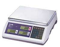 Весы торговые CAS ER Plus E до 15 кг; без стойки