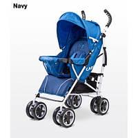 Прогулочная коляска-трость Caretero Spacer 2017- navy