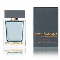 DOLCE & GABBANA D&G The One Gentelman edt Тестер 100 мл