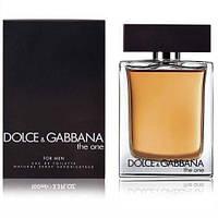 DOLCE & GABBANA D&G The One Men edt Тестер 100 мл