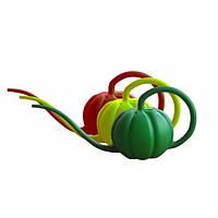 Лейка для цветов длинный носик Тыква 1 л