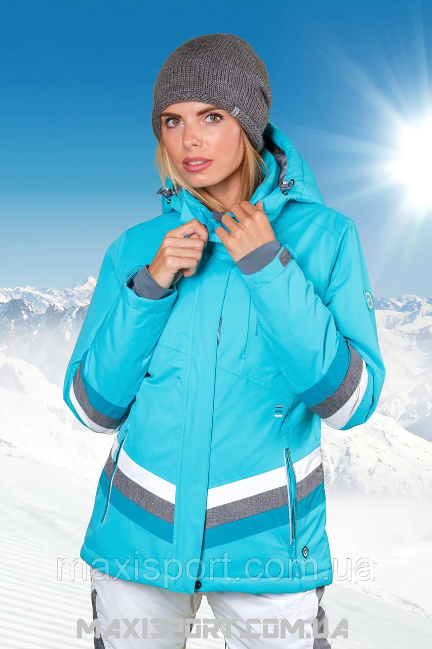 Куртка горнолыжная женская Freever 7223 Iceblue
