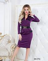 Женское элегантное платье 66 (78)