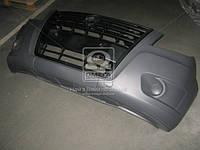 Бампер Газель Next | Газель Некст А21R23-2803012-10 Без выреза под противотуманные фары