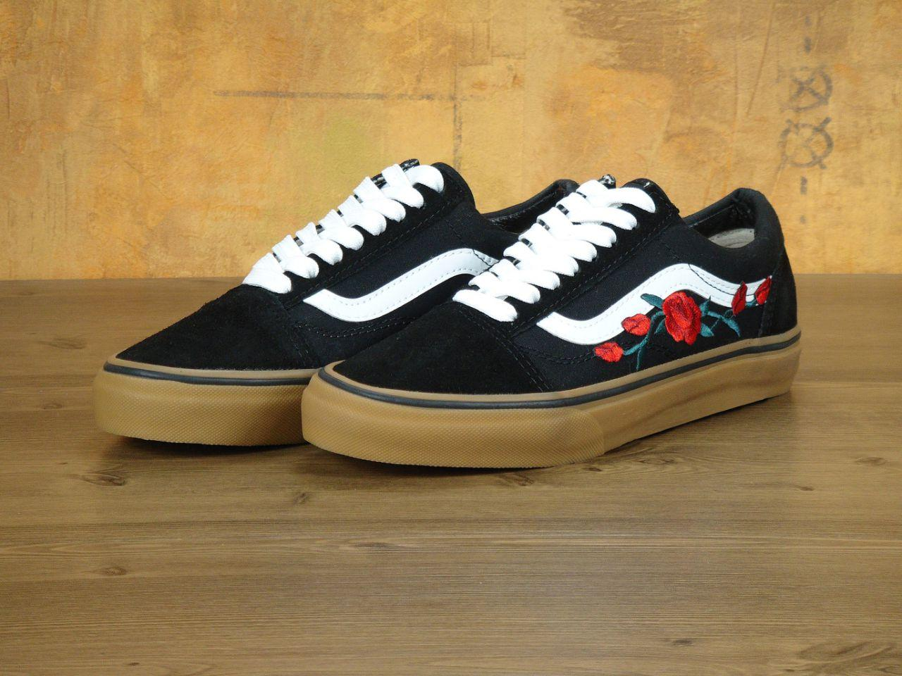 033706bb2 Кеды Vans Old Skool Roses