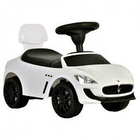 Машинка-каталка Alexis-Babymix Z-353 Maserati (white)