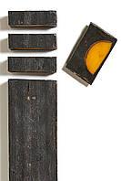 Натуральное мыло ручной работы ЧистоТел Цитрус в шоколаде 100 г (1.050)