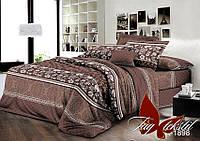 Двуспальный комплект постельного белья ранфорс R1898 ТM TAG