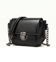 Женская сумка черная 985