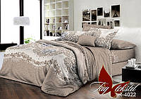 Двуспальный комплект постельного белья ранфорс R4022 ТM TAG