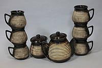 Чайный набор Спираль