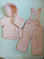 Демисезонный костюм на девочку 4 года Италия