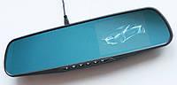 Видеорегистратор-зеркало DVR-138W + камера заднего вида