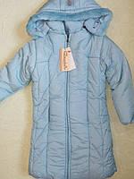 Пальто  зимнее на девочку 6-7 лет  Италия
