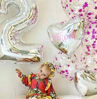 Наборы гелиевых шаров на день рождения ( и другие праздники)