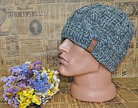 Вязаная шапочка унисекс
