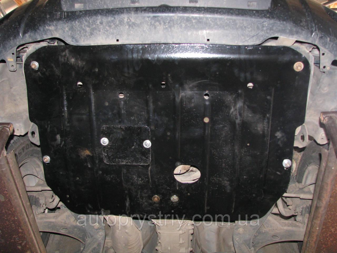 Защита двигателя и КПП Subaru Forester (1999-2008) механика 2.0