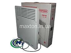 Электроконвектор Термия ЭВНА - 0,5 кВт (мбш) настенный
