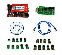 UPA USB V1.3 универсальный программатор для чип-тюнинга автомобиля + комплект адаптеров