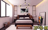 Кровать Zevs-M Камалия 140*200