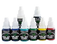 Краска для ногтей PREMIUM Nail-Art Water series (набор 8х15ml)
