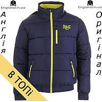 Распродажа ! Осенняя куртка Everlast балонова синяя 3XL 9b8195aa64ca0