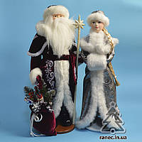Парочка Дед Мороз и Снегурочка 0455/0552