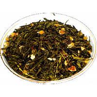 Чай Gutenberg  зеленый с добавками Японская вишня (с нотками миндаля)