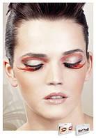 Реснички Brown-Red Feather Eyelashes
