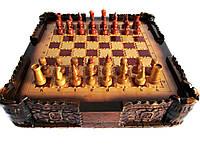 """Шахматы резные """" Алькасар """", фото 1"""