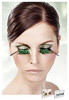 Реснички Light-Green Feather Eyelashes