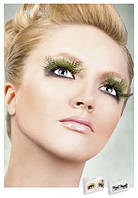 Реснички Light green Feather Eyelashes