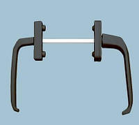 Балконный гарнитур асимметр  BHS 1 коричнев