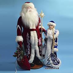 Парочка Дед Мороз и Снегурочка 0554/0453